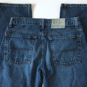Vintage // Tommy Hilfiger high rise straight jeans